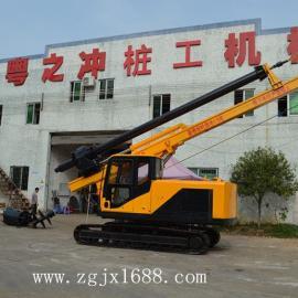 小型1米桩径旋挖钻机