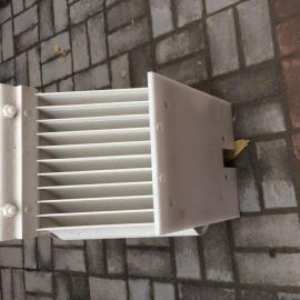 平板除雾器,屋脊除雾器,除雾器堵塞问题