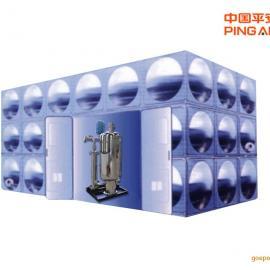 BH供水设备的节能效果