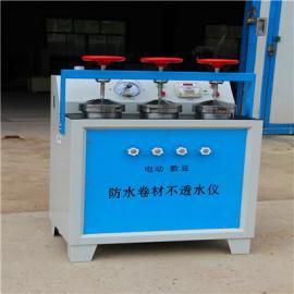 DTS-IV电动防水卷材不透水仪供应厂家报价