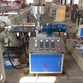 PPR供水管生产线@@@青岛中瑞塑机,专业生产塑料管材设备