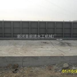 前进运行能耗低优质钢坝闸门