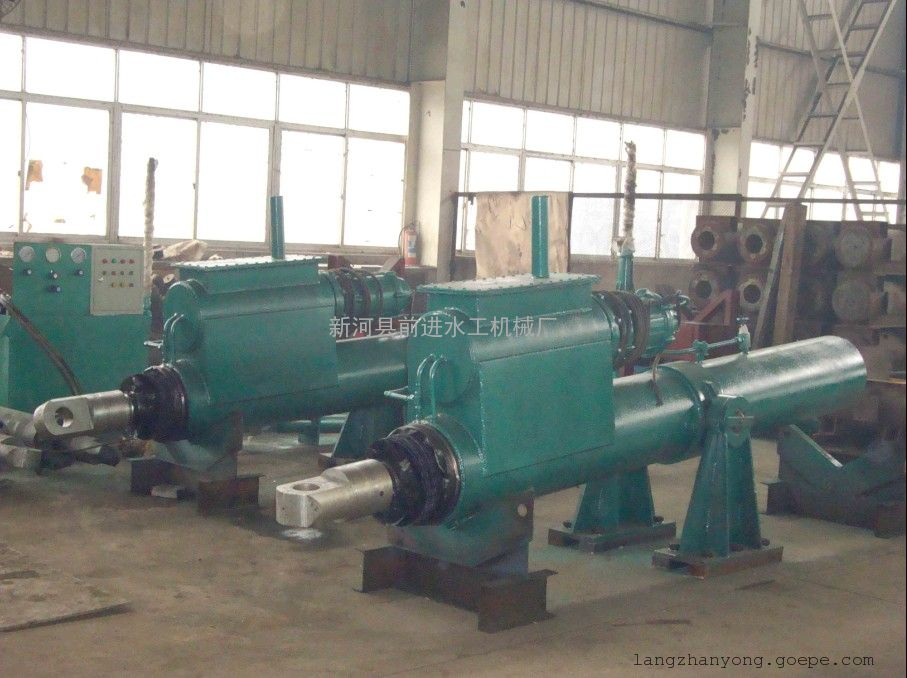 河北双吊点液压式启闭机生产厂家 QPPY型液压启闭机价格