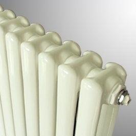 回迁楼专用钢制二柱散热器