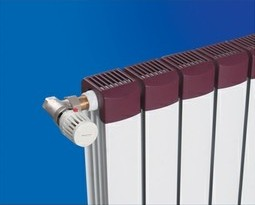 CTLZY8-8/6-1.0型铜铝复合散热器