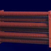 GC6-32/500-1.0型钢制翅片管对流散热器