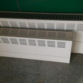 GC4-25/180-1.0型钢制翅片管对流散热器