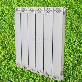 CGLZY8-8/6-1.0型钢铝复合散热器