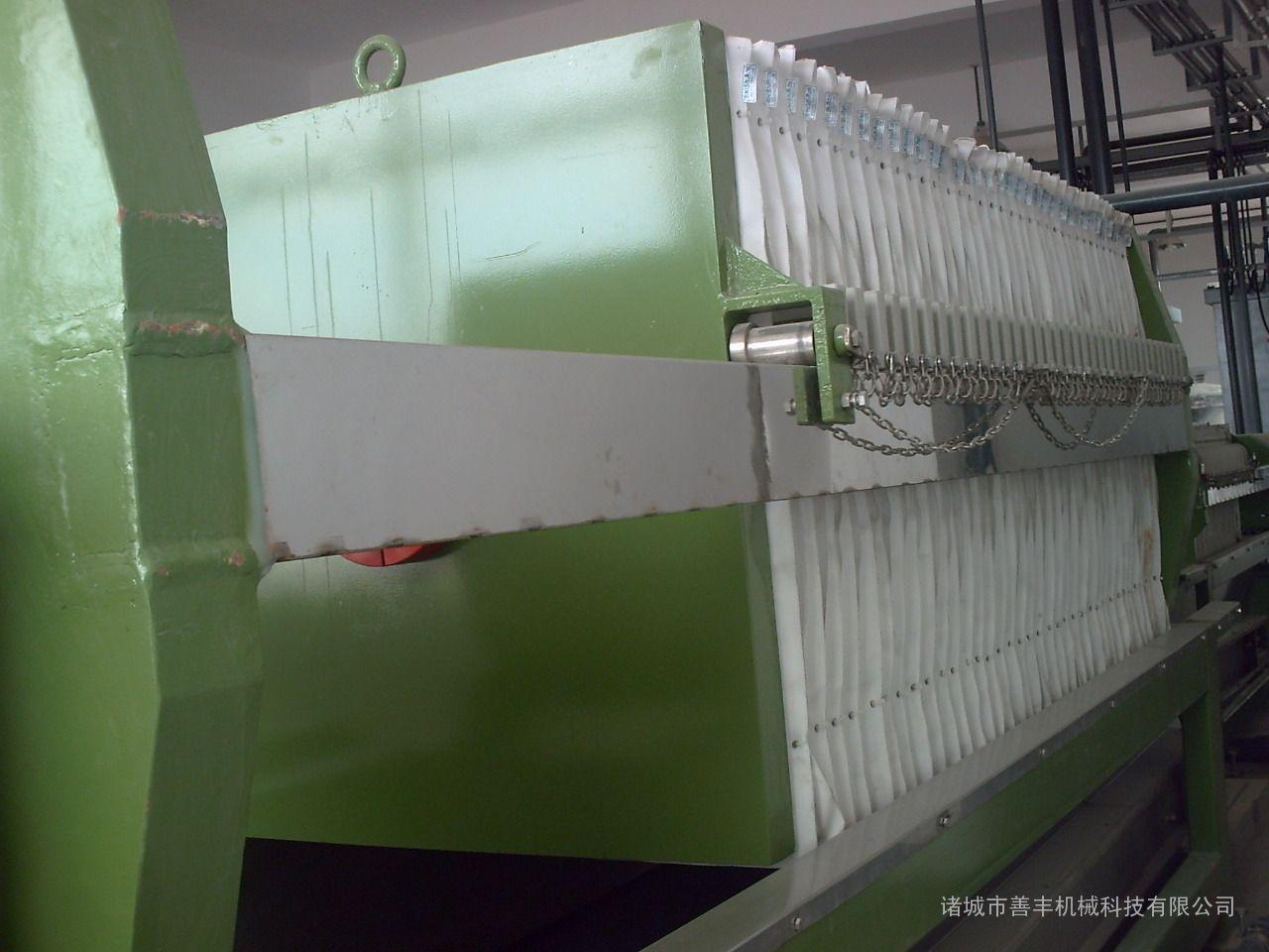 专业生产箱式压滤机板框压滤机