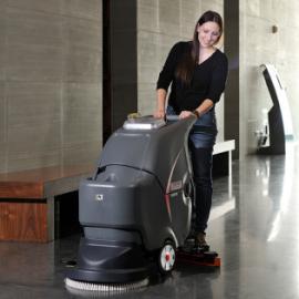 常州环卫电动洗地机价格 自走式擦地洗地机 GM56BT