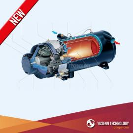 DW16-35车载锅炉