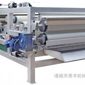 畅销的带式压滤机浓缩带式压滤机