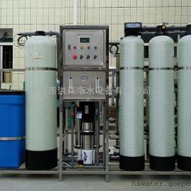 东莞厂家直销反渗透设备+抛光混床电镀等工业制水超纯水设备