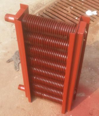 GC8-25/400-1.0型钢制翅片管对流散热器
