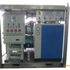 井口装置水压智能试压系统