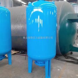 山东青岛囊式膨胀罐、压力罐,专业设计制造,厂家直销