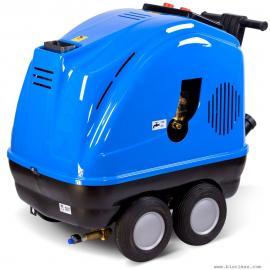 专业热水除油污高压清洗机 进口柴油加热冷热水高压清洗机