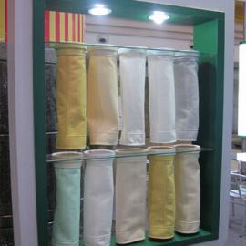 常温除尘器滤袋/覆膜涤纶针刺毡除尘布袋