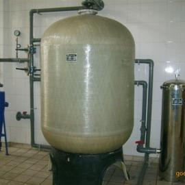 物化全程水处理器,冷凝水除铁锰过滤器,不锈钢管道过滤器