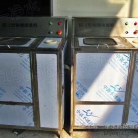 桶装水厂洗桶设备刷桶拔盖机
