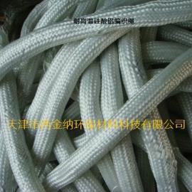 供应耐高温硅酸铝编织绳