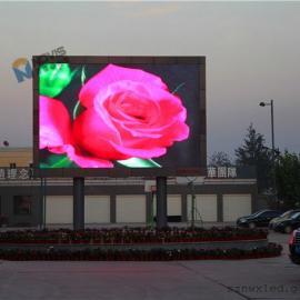户外防水大电视16:9彩色LED大屏幕定制安装工厂