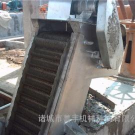 工矿企业污水处理回转式格栅除污机