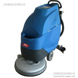 大型工厂车间用洗地机 机械厂用洗地机 食品厂用电动洗地机