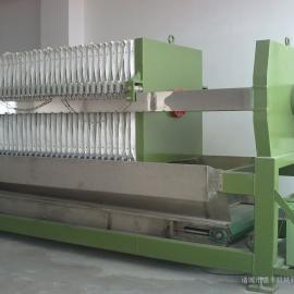 大型板框压滤机的处理效果,善丰机械生产厂家