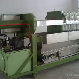 善丰机械-质量保证-箱式压滤机
