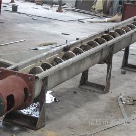 专业生产-ZWS系列无轴螺旋输送机-善丰科技