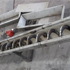 无轴螺旋输送机 螺旋输送机的维护保养