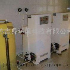 二氧化氯发生器(电解法) 江苏吉鼎环境