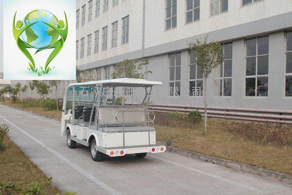 欧洁电动观光车-清逸11座(DN-11-1)