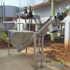 善丰砂水分离器工作原理及特点
