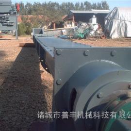 小块状物料输送无轴螺旋输送机 不锈钢输送机