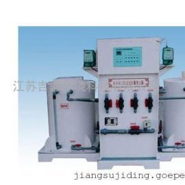 二氧化氯发生器(化学法) 江苏吉鼎环境