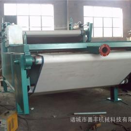 自动污泥带式压滤机 含油污泥处理压滤机