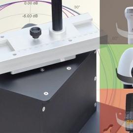 音频分析仪全新声学指向性测量转盘