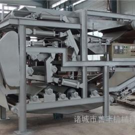 污泥浓缩脱水机的专业生产厂家诸城善丰机械