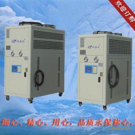 工业风冷式冷水机厂家-单面口杯纸淋膜机降温工业风冷式冷水机
