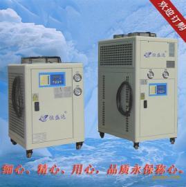 工业冷水机专用布基胶带淋膜机降温-工业冷水机冷却方式