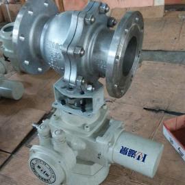 耐腐蚀化工厂用电动球阀