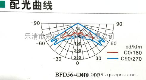 BFD56-DIP粉尘防爆防腐灯