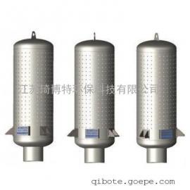 蒸汽排放消音器