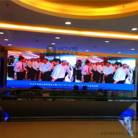 礼堂大厅P3彩色led大屏幕