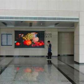 白云学院报告厅P3全彩led电子屏