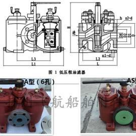 双联低压粗油滤器A4040 CB/T425-94