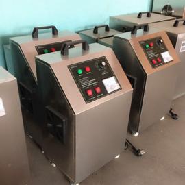 食品厂包装车间臭氧发生器消毒机