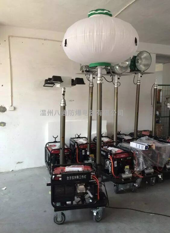 BT6000D全方位自�由�降工作�簦ㄔ虑��,球型照明�簦�